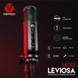 Fantech LEVIOSA MCX01 Professional RGB Condenser - USB...