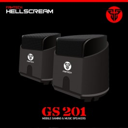 Fantech GS201-HELLSCREAM RGB Gaming...
