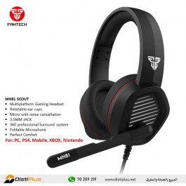 Fantech MH81 SCOUT Gaming Headset