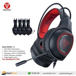 Fantech HG16 SNIPER 7.1 Gaming Headset