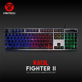 Fantech K613L FIGHTER II Gaming Keyboard