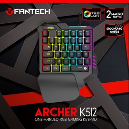 Fantech k512 ARCHER Gaming Keyboard