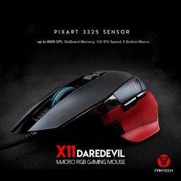 Fantech X11 DAREDEVIL Gaming Mouse