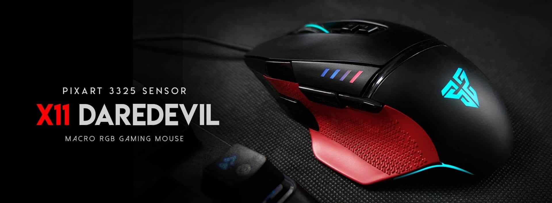 X11 DAREDEVIL GAMING MOUSE